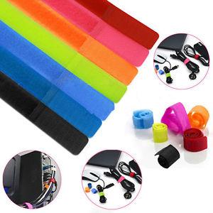 Klett-Kabel-Organizer (7 Stück) für etwa 0,71€ @Ebay