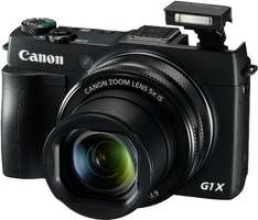 Canon PowerShot G1X Mark II (Amazon)