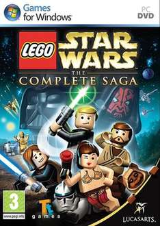 [Steam] LEGO Star Wars : The Complete Saga  (@game.co.uk)
