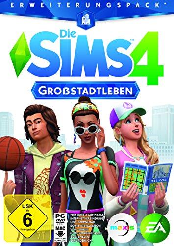 Die Sims 4: Großstadtleben DLC [PC Code - Origin]
