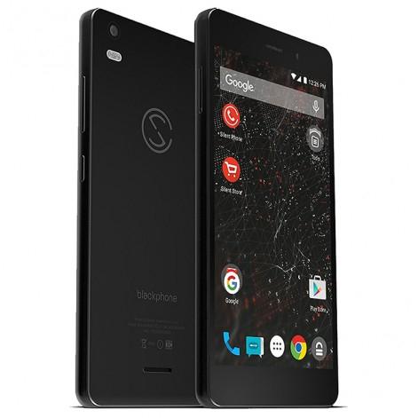 BLACKPHONE 2 BP2 3GB RAM 32GB ROM Qualcomm Snapdragon 615 1.7GHz Octa Core 5.5 Inch IPS Corning Gorilla Glass 3 FHD Screen Android 6.0 4G LTE Smartphone Black (antelife China)