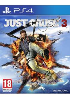(Base.com) Just Cause 3 (PS4) für 17,98€
