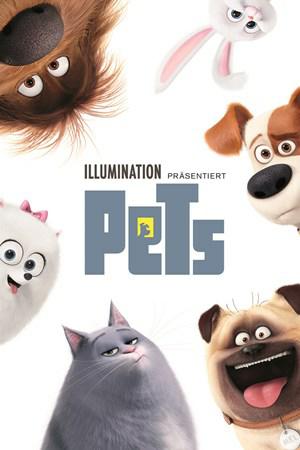 [Videociety] Pets (HD) für 1€ zum Leihen