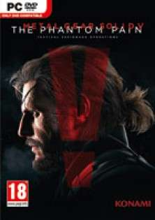 Metal Gear Solid V TPP PC Steamkey für 9,84€