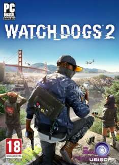 Watch Dogs 2 (Uplay, PC) für 29,09€
