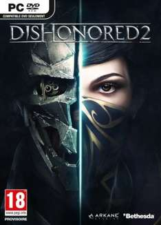 (Instant-Gaming) Dishonored 2 (PC Steam) für 22,19€