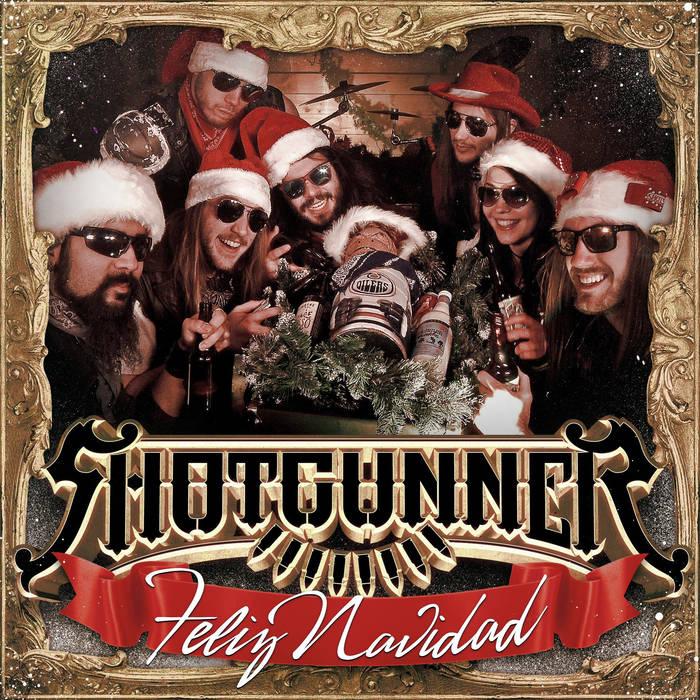 [Saisonale Musik] Shotgunner - Felize Navidad (EP) (2016)