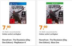 [Saturn Weekend Deals XXL] Homefront The Revolution[PS4 / XB1 und PC] für je 7,99€