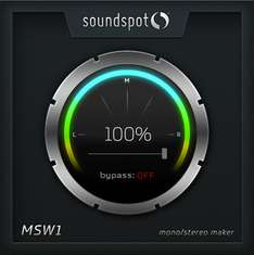 SoundSpot MSW1 – Stereo-Imager Plug-in