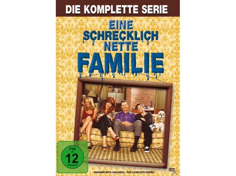 Eine schrecklich nette Familie - Komplettbox (33 DVDs) für 29€ [Saturn + Amazon]