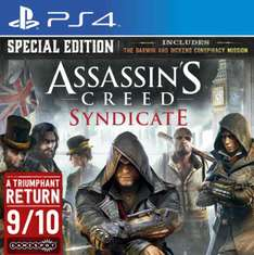 Assassin's Creed: Syndicate - Special Edition (PS4) 15,95€ inkl. VSK