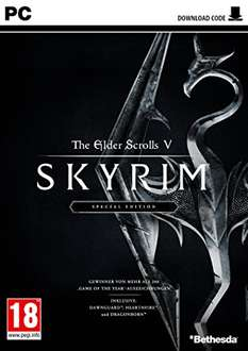 [Amazon.de] The Elder Scrolls V: Skyrim Special Edition [PC] [Code in the Box]