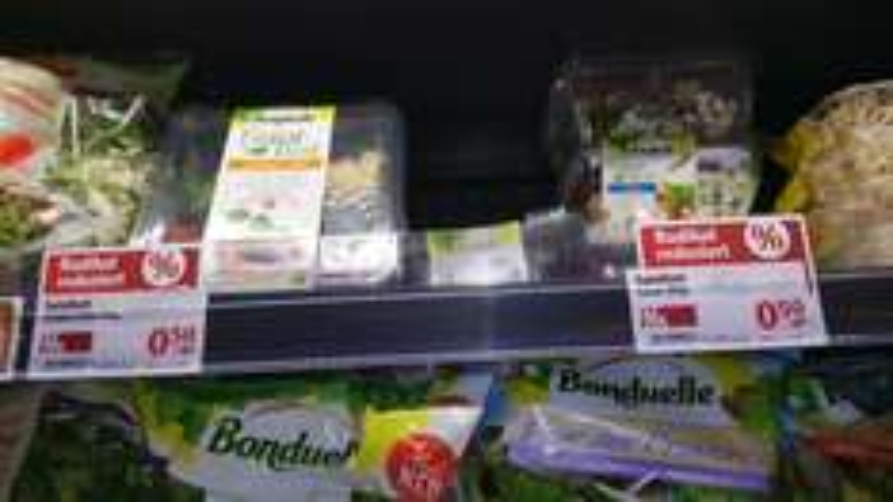 [ Lokal ] Globus Völklingen -  Bonduell Salatlust Schale