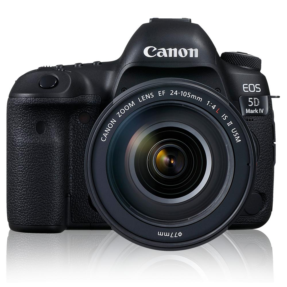 [AC-Foto] Canon EOS 5D Mark IV Body + EF 24-105/4.0 L IS USM II