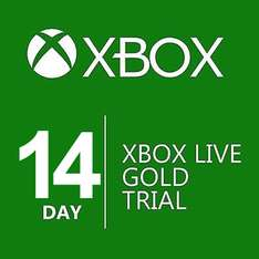 Xbox Live Gold 14 Tage [MMOGA]