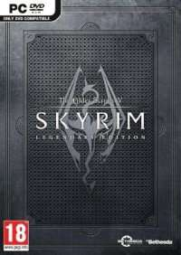 (STEAM) The Elder Scrolls V 5: Skyrim Legendary Edition