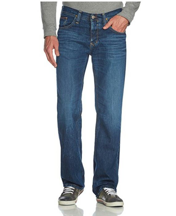 Hilfiger Herren Relaxed Jeans Wilson
