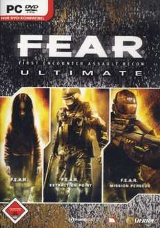 F.E.A.R. Ultimate Edition für 0,89€ [Bundle Stars] [Steam Key]