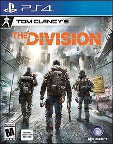 Tom Clancy's The Division - PlayStation 4 (amazon.com)