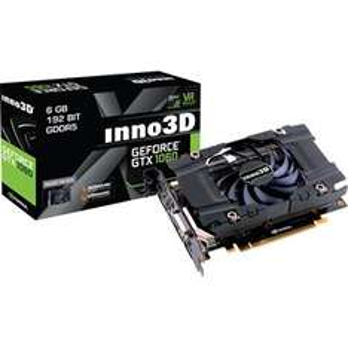 Für kompakte Systeme: 6GB Inno3D GeForce GTX 1060 Compact X1 bei Mindfactory im Angebot