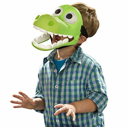 [Amazon] [Plus-Produkt] Mydealz Kroko Maske - für den echten Mydealzer