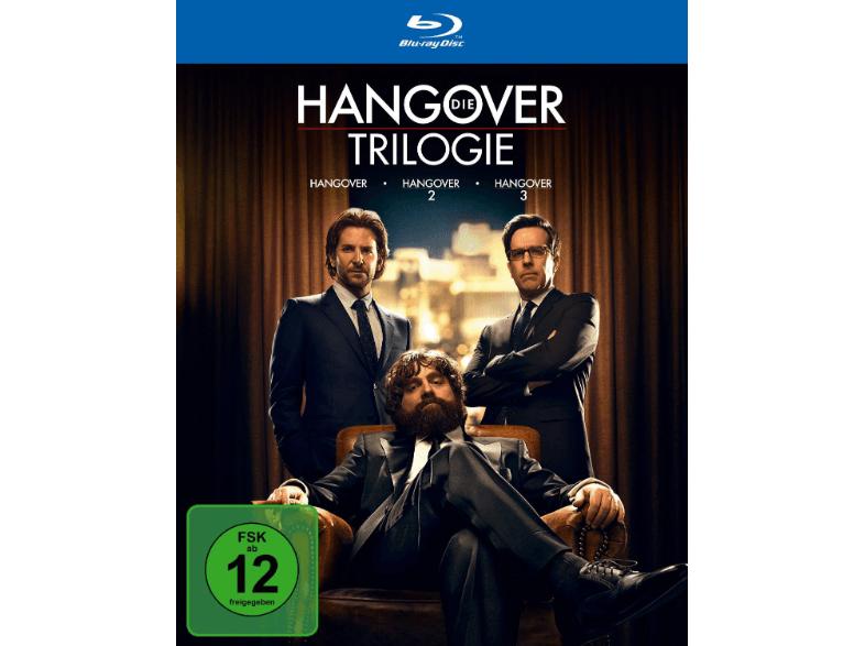 Hangover Trilogie (Bluray) für 14€ [Saturn + Amazon]