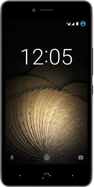 """[Notebooksbilliger] BQ Aquaris U Plus 32GB 3GB RAM Schwarz/Anthrazit [12,7cm (5"""") HD-Display, Android 6.0.1, 1,4 GHz Octa-Core CPU, 16MP Kamera] für 179,-€ Versandkostenfrei"""