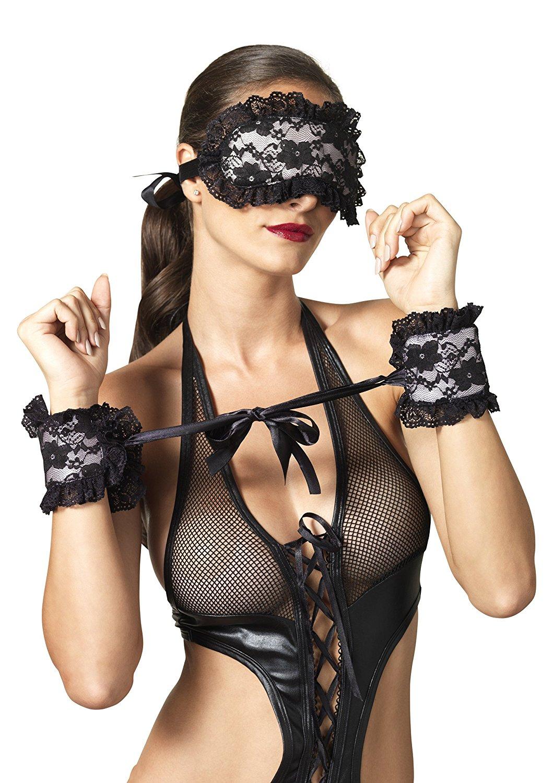 Leg Avenue - Handschellen & Augenmaske 18,12 Eur [Amazon]
