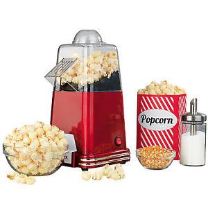 [@ebay wow] GOURMETmaxx Popcorn Maschine