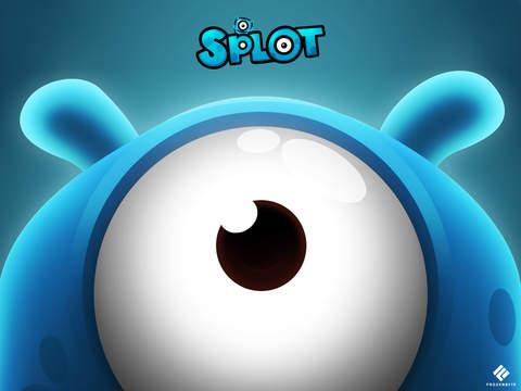 (iOS) Splot / Jump & Run kurzfristig kostenlos statt 0,99 €