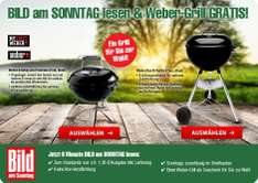 [BamS] Weber Bar-B-Kettle 47cm + 6 Monate BamS