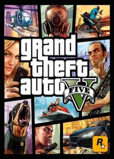 Grand Theft Auto V Super Preis Rabatt (Rockstar key)
