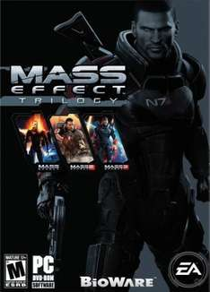 Mass Effect Trilogy (Origin Key) Rabatt