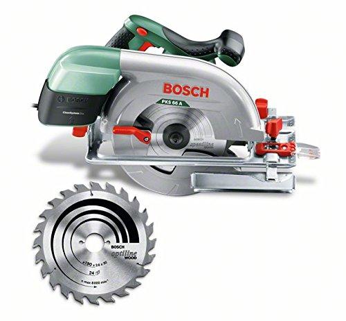[Amazon ES]Bosch - PKS 66 A - Kreissäge