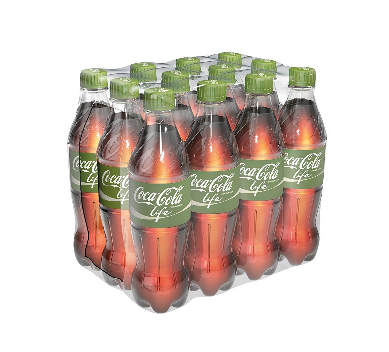 [amazon.de Sparabo] Coca-Cola Life 12x 0,5l für 6,68€