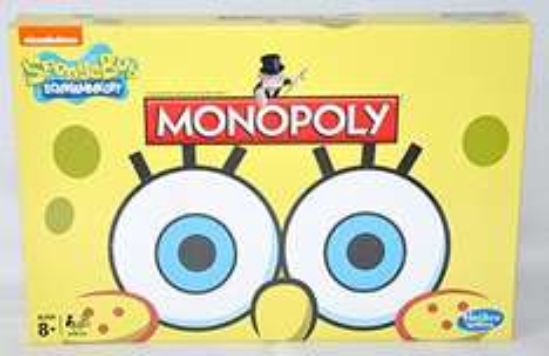 Hasbro Monopoly SpongeBob für 6,64€ bei Amazon *UPDATE* jetzt 10,31€