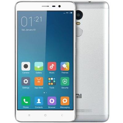 (Gearbeast) Xiaomi Redmi Note 3 Pro in Silber ohne LTE Band 20