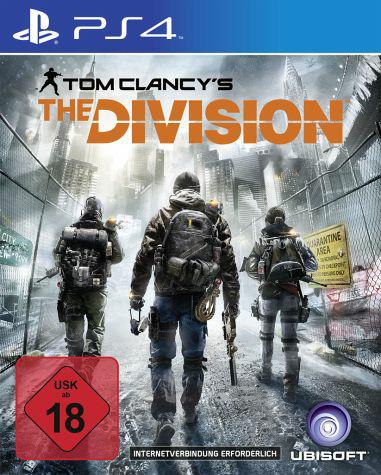Tom Clancy's The Division PS4 für 16,99 inkl. 18er Freischaltung