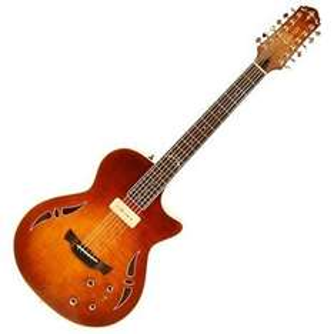 @eBay - 12-saitige Crafter SAT-12 TMVS Slim Arch Top Gitarre für 749,00 € (Preisvorschlag möglich) - PVG 867,72 € - 13,6% Ersparnis