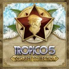 Tropico 5 - Complete Collection Upgrade Pack für PS4 9,99 € statt 29,99 €