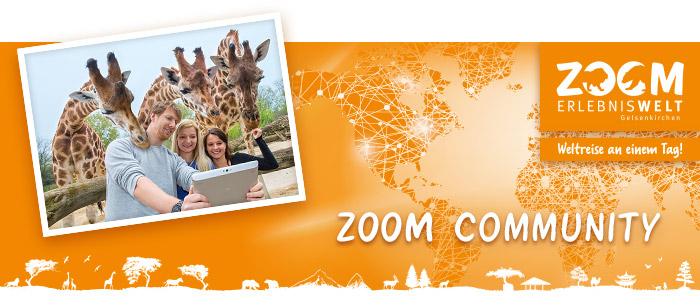 Zoom Erlebniswelt - 2 Kostenlose Eintrittskarten