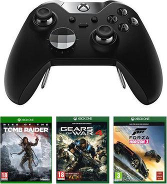 [Schweiz] Xbox one Elite Controller + Forza Horizon 3 + GoW 4 + Rise of Tomb Raider