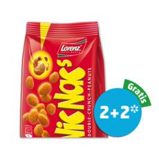 [Penny offline] LORENZ Nic Nac's Kaufe 4 – Zahle 2, 3.38 € statt 6.76 €