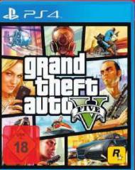 GTA V (PS4) (Media Markt Landau) (lokal)