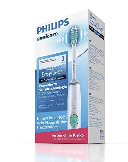 Philips Sonicare EasyClean HX6510/22 [Amazon]