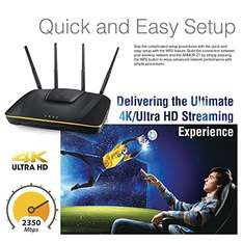 Zyxel Armor Z1 Dual Band Wireless Router inkl Versand