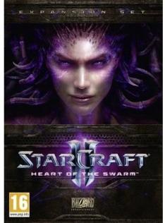 Starcraft II: Heart of the Swarm für 4,45€ [CDKeys]