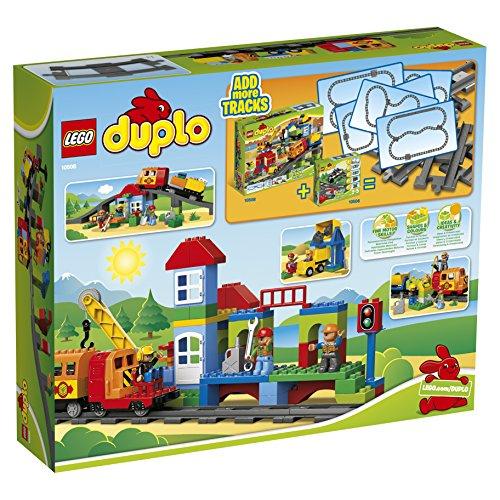 [Amazon Prime Blitzangebot] LEGO DUPLO 10508 - Eisenbahn Super Set