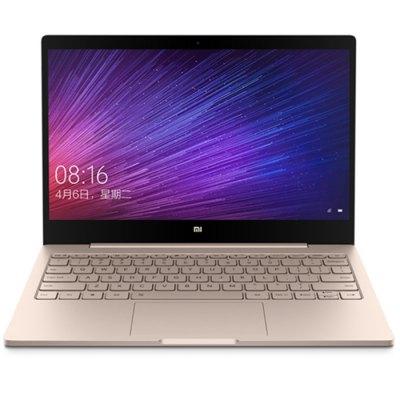 """""""GOLD"""" Xiaomi Air 12 Laptop Windows 10 Intel Core M3-6Y30 @ Gearbest für 475,47 Euro im Flash Sale"""
