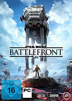 (Amazon.de) Star Wars: Battlefront (PC Code - Origin) für 9,99€